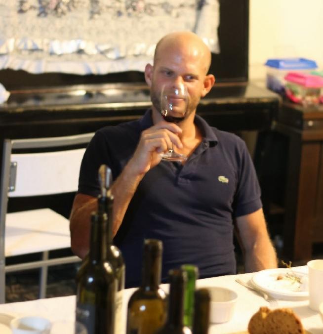 רוב הטעם של היין נמצא דווקא בריח