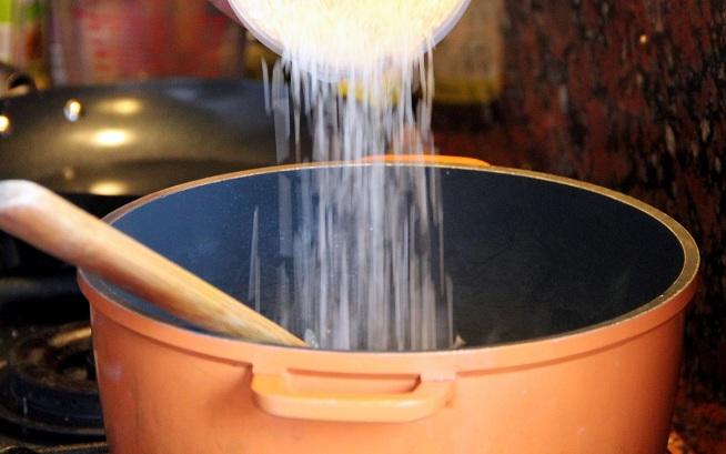 ואז נכנס האורז. צילום: קרן ביטון כהן