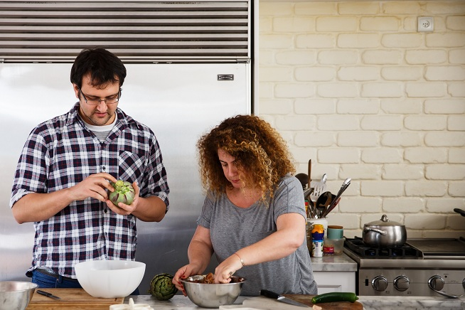 תוכנית בישול או לא? צילום: מתן כץ