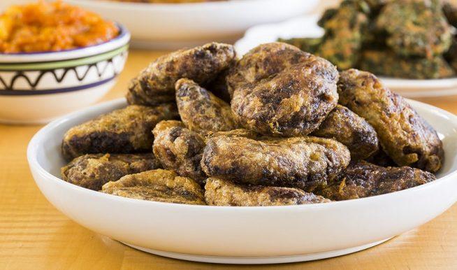 בסטיל: קציצות טריפולטאיות של בקר ותפוחי אדמה צילום אסף אמברם