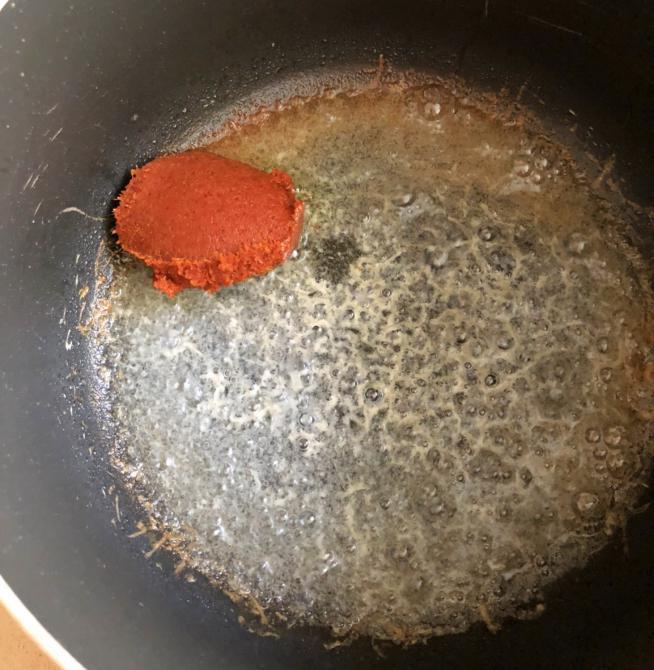 תבשיל קארי וקוקוס
