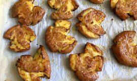 תפוחי אדמה בתנור פריכים אפויים צילום עז תלם