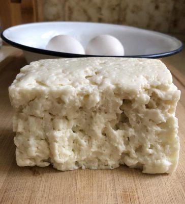 עג'ה - חביתת גבינה עיראקית