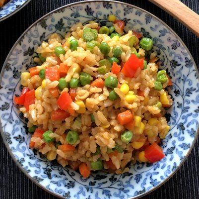 אורז מוקפץ