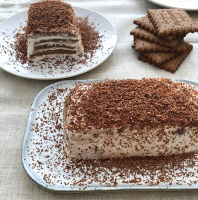 עוגת ביסקוויטים