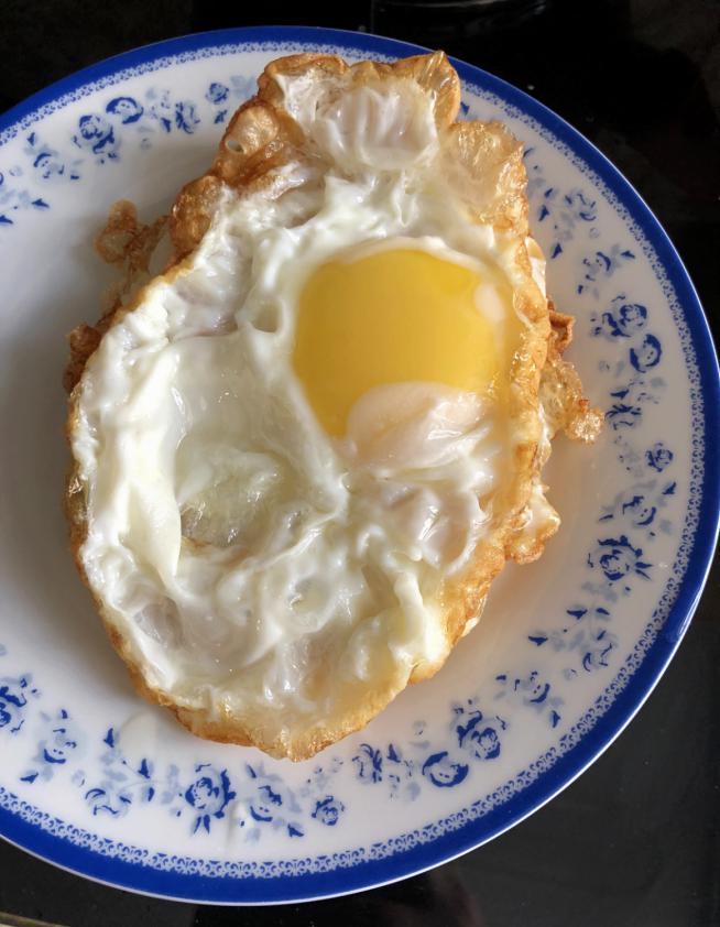 ביצת עין פריכה