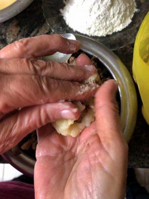 קובה תפוחי אדמה קובה פטטה