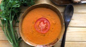 מרק עגבניות חורפי שתמיד מצליח