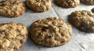 עוגיות שיבולת שועל מושלמות (ללא גלוטן)