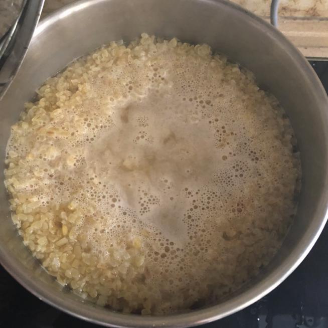 תבשיל בורגול