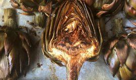 ארטישוק בתנור