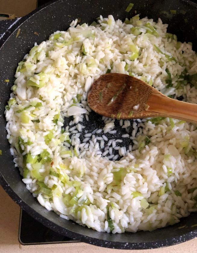 תבשיל אורז ותרד