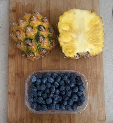 שייק פירות