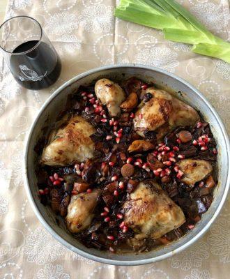 תבשיל עוף
