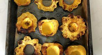 מתכון דלעת ערמונים בתנור