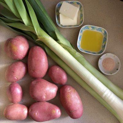 מרק תפוחי אדמה