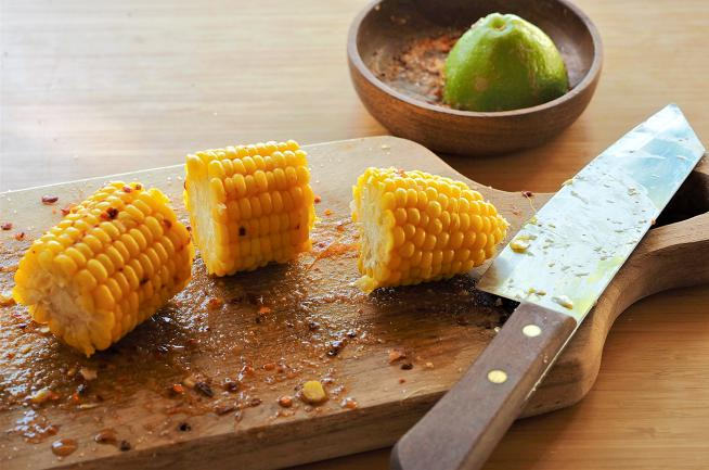 איך לבשל תירס