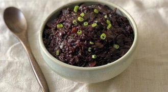 המדריך: מה עושים עם אורז שחור  (טיפים + מתכון)