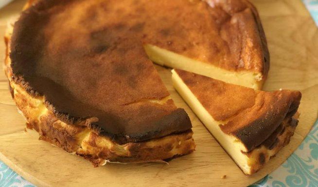 עוגת גבינה באסקית